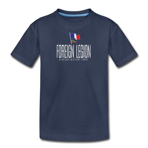Foreign Legion - Unique Force - Kids' Premium T-Shirt - Kids' Premium T-Shirt