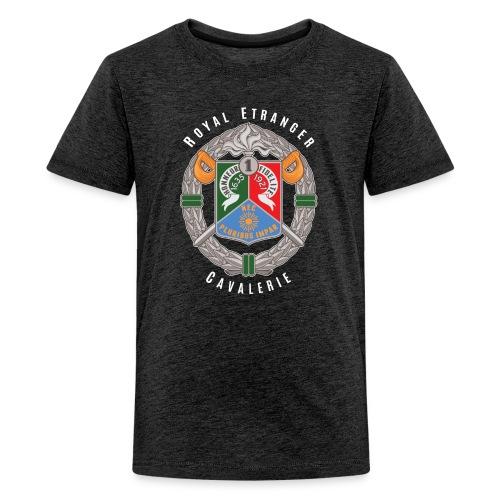 1er REC - Cavalry Regiment - Kids' Premium T-Shirt - Kids' Premium T-Shirt