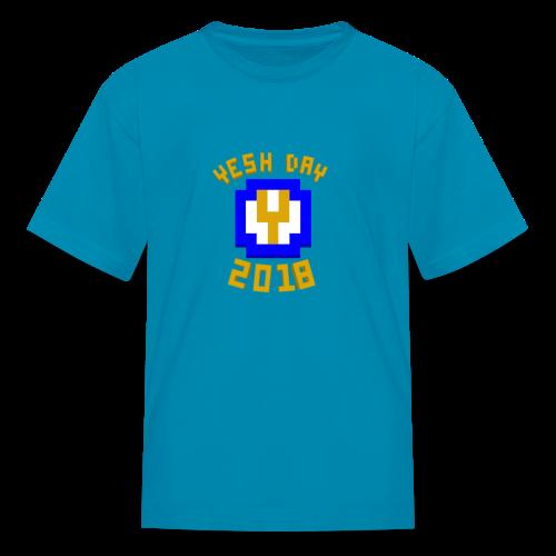 Yesh Day 2018 Shirt (C) - Kids' T-Shirt