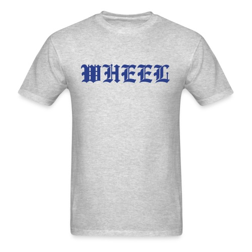 WHEEL - Interact Club - Men's T-Shirt