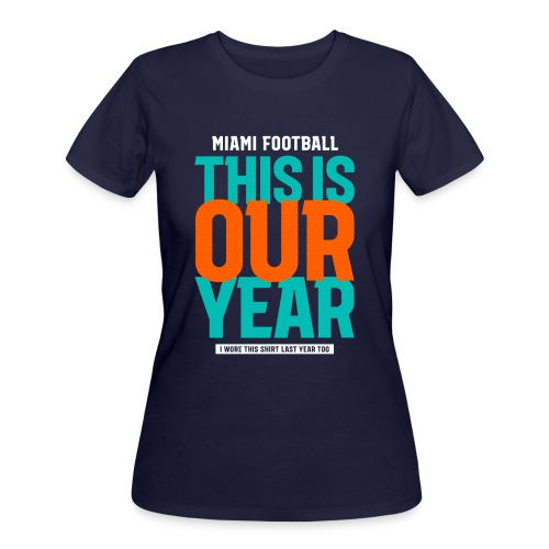 Our Year - Ladies - Women's 50/50 T-Shirt