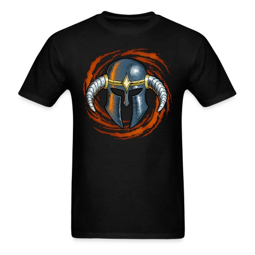 Warriro Helmet - Men's T-Shirt