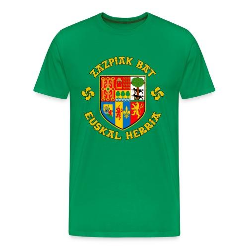 Zazpiak Bat - Men's Premium T-Shirt