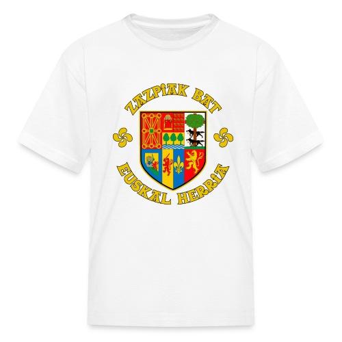 Zazpiak Bat - Kids' T-Shirt
