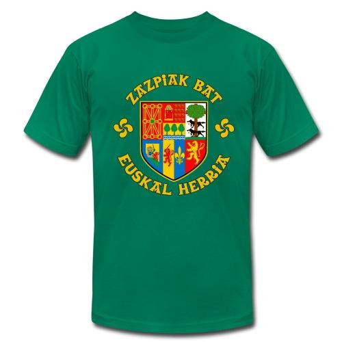 Zazpiak Bat - Men's Fine Jersey T-Shirt