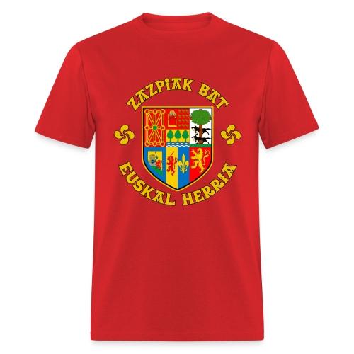 Zazpiak Bat - Men's T-Shirt