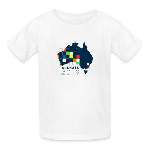 Australian Nationals 2018 T-shirt Child Size - Kids' T-Shirt