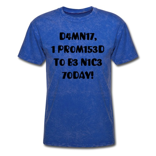 PROMISE - Men's T-Shirt