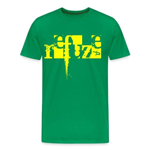Corruption Green with Envy - Men's Premium T-Shirt