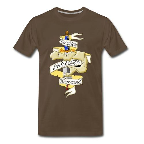 Skull and Dagger - Men's Premium T-Shirt