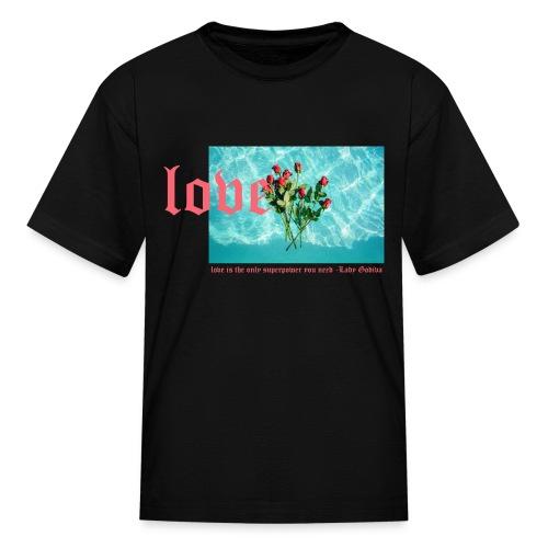 Love - Kids' T-Shirt