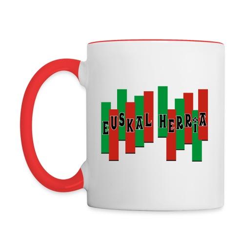 Pays Basque - Contrast Coffee Mug