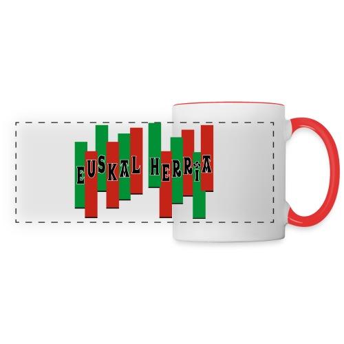 Pays Basque - Panoramic Mug