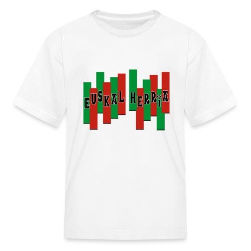 Pays Basque - Kids' T-Shirt