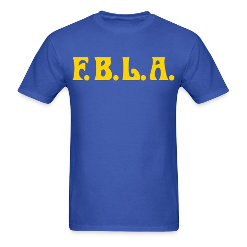 FBLA Club Shirt - Men's T-Shirt