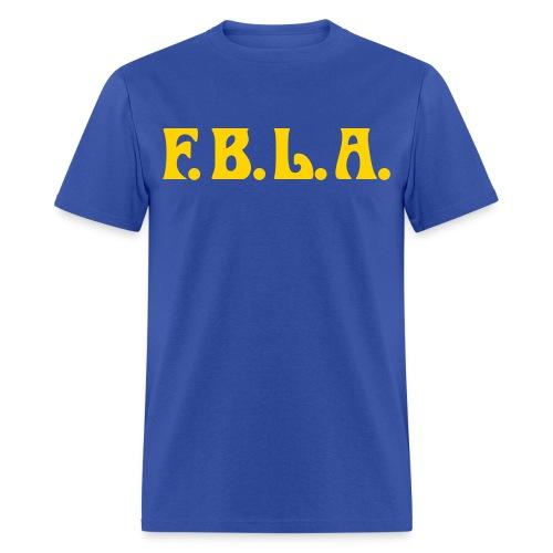 FBLA Club Shirt - Men's T-Shirt