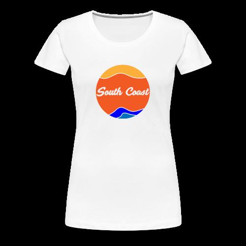 SouthCoast Women's Premium T-Shirt - Women's Premium T-Shirt