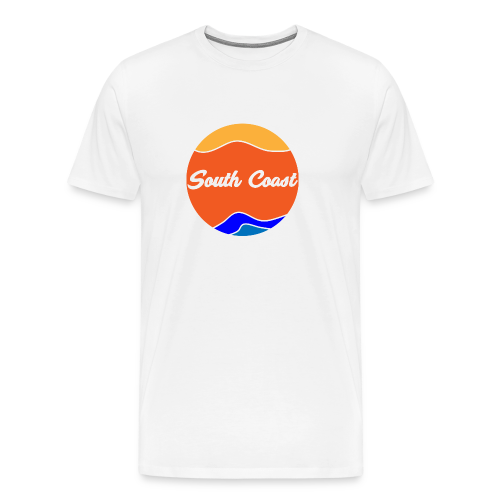 SouthCoast Men's Premium T-Shirt - Men's Premium T-Shirt