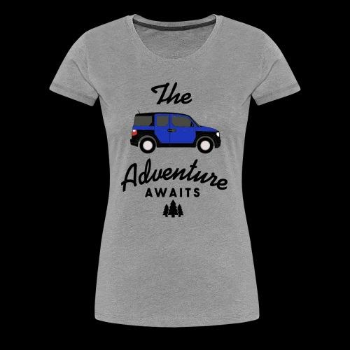 Womens Element Premium Dory Shirt - Women's Premium T-Shirt