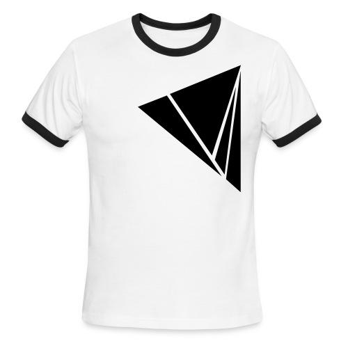 Explode in Black - Men's Ringer T-Shirt