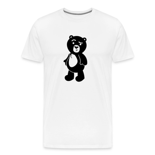 Help Da Bear  - Men's Premium T-Shirt