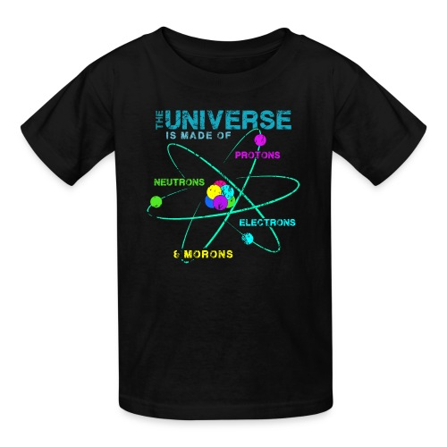 Funny Physics Science Chemistry Biology Sarcastic Humor - Kids' T-Shirt
