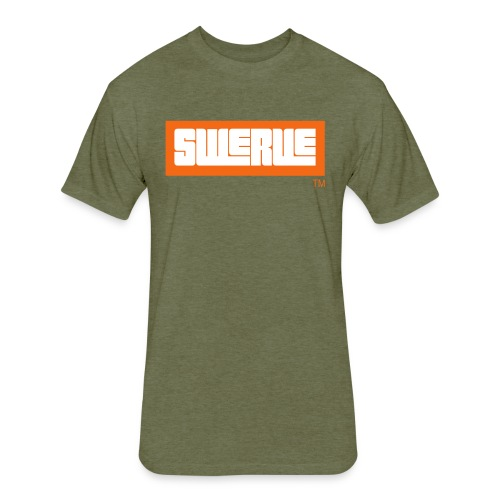 SWERVE - Fitted Cotton/Poly T-Shirt by Next Level