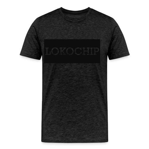 Lokochip T-Shirt - Men's Premium T-Shirt