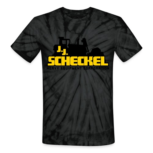 Tie Dye Unixex T-Shirt - Unisex Tie Dye T-Shirt