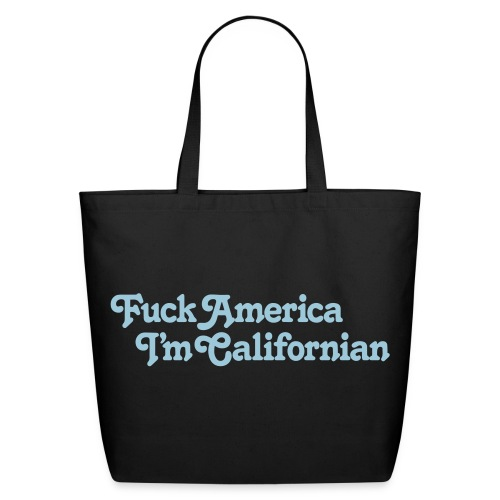 California Bag - Eco-Friendly Cotton Tote