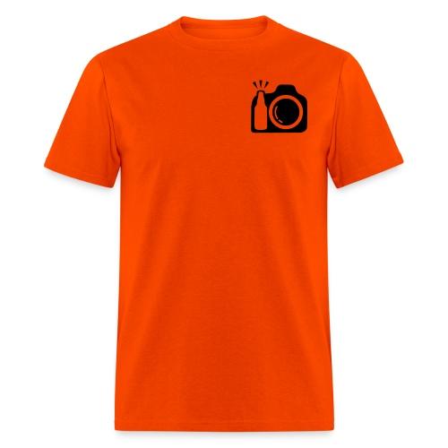 Plain Logo - Men's T-Shirt