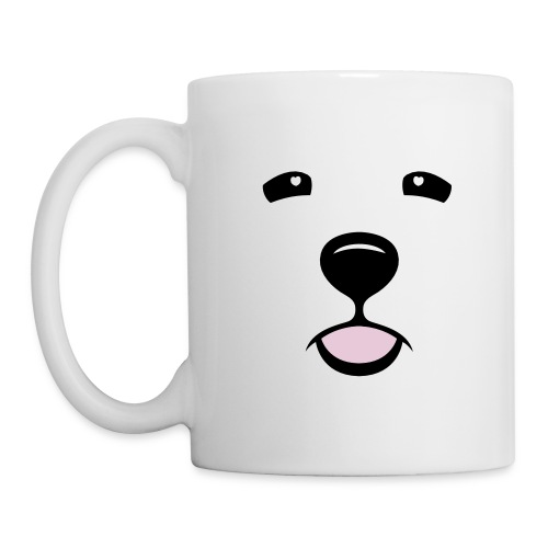 Coffee/Tea Mug - C'mon, who couldn't use a cute coton cuppa for a cup of coffee?