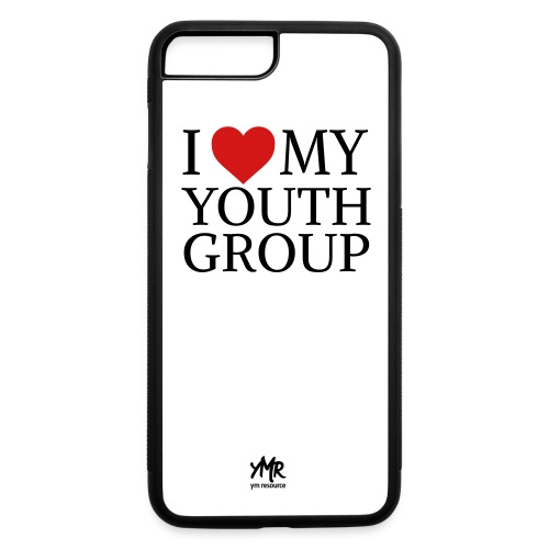 I Heart My Youth Group IPhone 7/8 Plus Case - iPhone 7 Plus/8 Plus Rubber Case