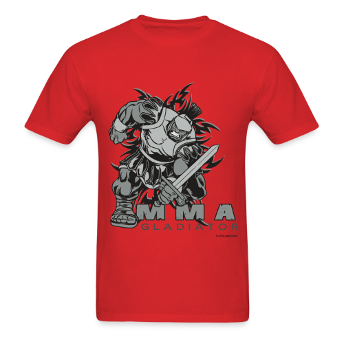 MMA Gladiator - Men's T-Shirt