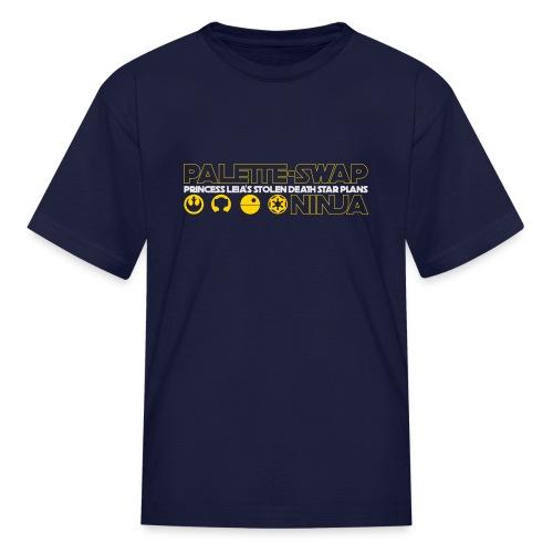 Princess Leia's Stolen Death Star Plans - Kids' T-shirt - Kids' T-Shirt