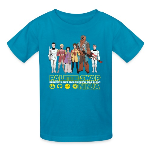 PLSDSP Live - Limited Edition Fundraiser - Kids' T-shirt - Kids' T-Shirt