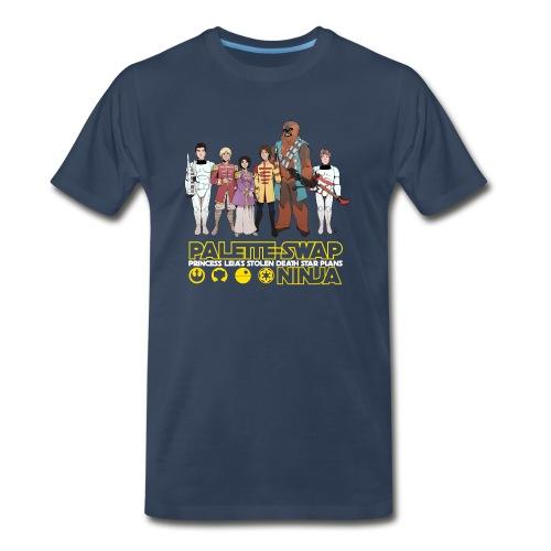 PLSDSP Live - Limited Edition Fundraiser - Men's Premium T-shirt - Men's Premium T-Shirt