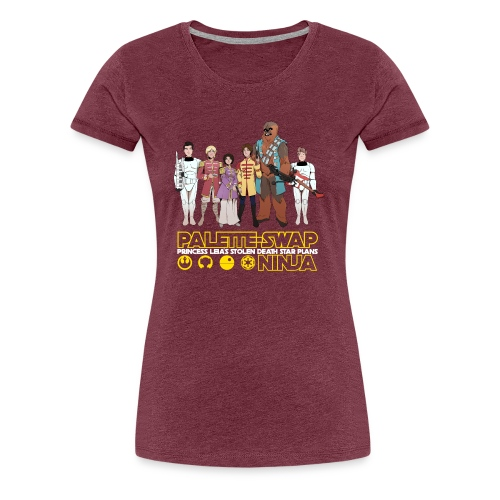 PLSDSP Live - Limited Edition Fundraiser - Women's Premium T-shirt - Women's Premium T-Shirt
