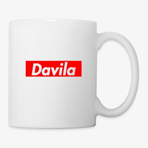 Supreme Davila Mug - Coffee/Tea Mug