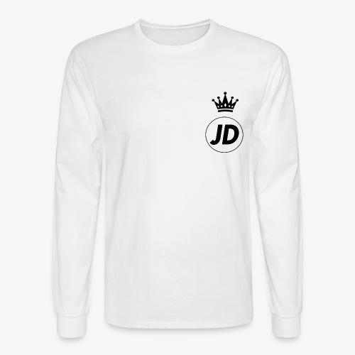 JD is KING - Men's Long Sleeve T-Shirt