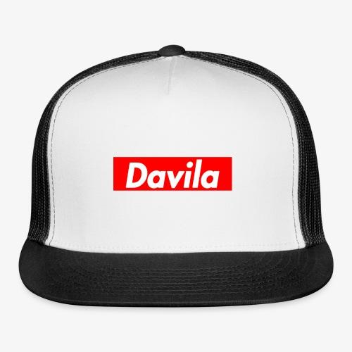 Supreme Davila Hat - Trucker Cap