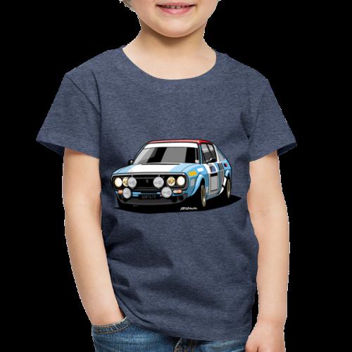 R17 Gordini 1974 Rally Car - Toddler Premium T-Shirt