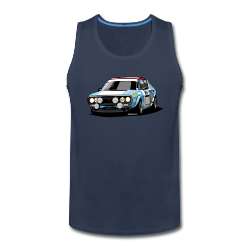 R17 Gordini 1974 Rally Car - Men's Premium Tank