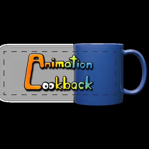 Animation Lookback (Mug) - Full Color Panoramic Mug