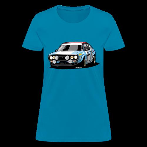 R17 Gordini 1974 Rally Car - Women's T-Shirt