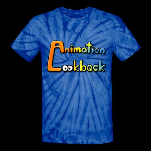 Animation Lookback (Tie-Dye) - Unisex Tie Dye T-Shirt