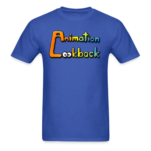 Animation Lookback (Men) - Men's T-Shirt