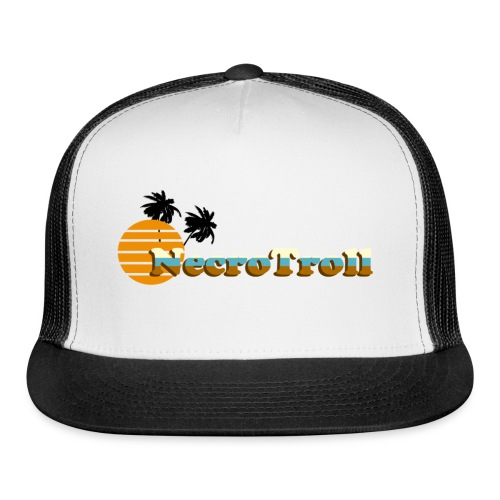 Retro Hat of Awesome - Trucker Cap