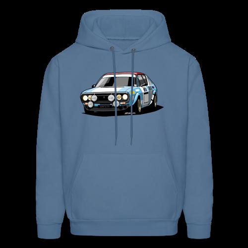 R17 Gordini 1974 Rally Car - Men's Hoodie