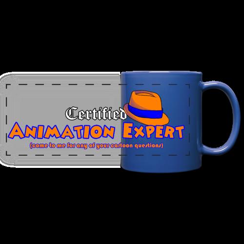 Certified Animation Expert (Mug) - Full Color Panoramic Mug